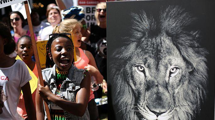 Le sort d'espèces animales menacées d'extinction en question à Johannesburg