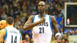 خداحافظی کوین گارنت از دنیای حرفه ای بسکتبال