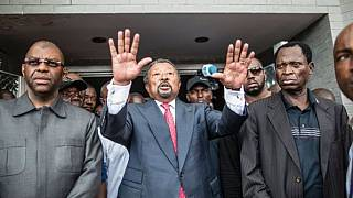 I'm not backing out as promised - Gabon opposition leader bursts out