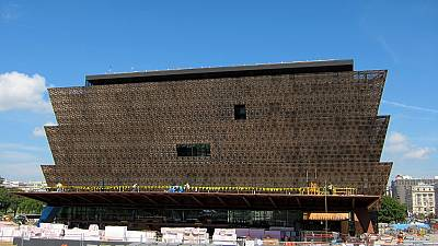 First African American museum opens in the US