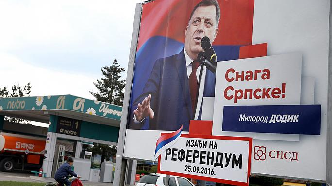 Bosnien-Herzegowina: Referendum mit politischem Sprengstoff
