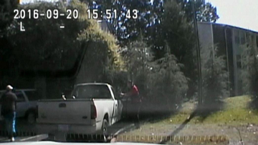 Nuevos videos sobre la muerte del afroamericano Keith Lamont Scott no aclaran si iba armado