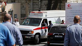 اغتيال الكاتب الصحافي الأردني ناهض حتر