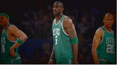 NBA : Kevin Garnett a annoncé sa retraite