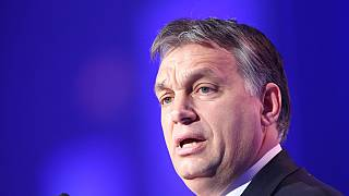 Hungary PM proposes refugee city in Libya