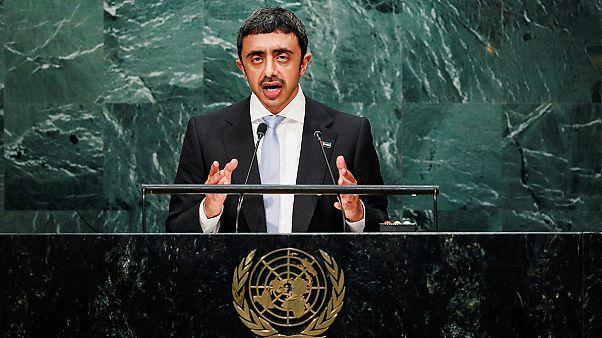 وزیر خارجه امارات: ایران بیوقفه در منطقه ناامنی ایجاد می کند