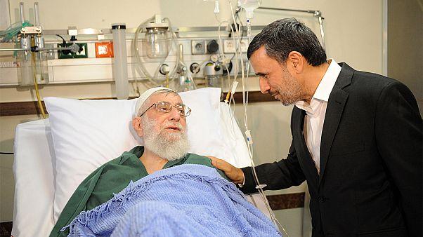 واکنش غیرمستقیم خامنه ای به خبر منع کاندیداتوری احمدینژاد