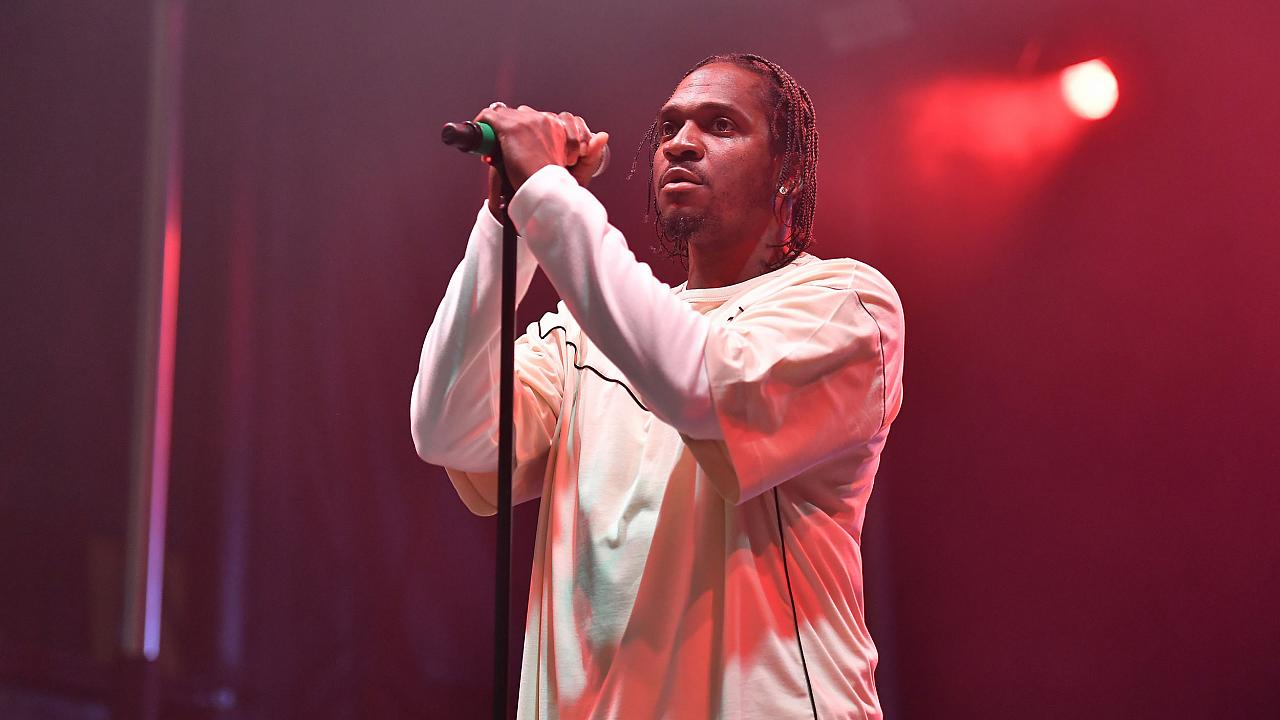 Image: Rapper Pusha T performs onstage during 2018 AfroPunk Festival Atlant