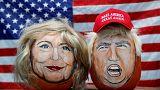Trump ve Clinton ilk kez TV tartışma programında kozlarını paylaşıyor