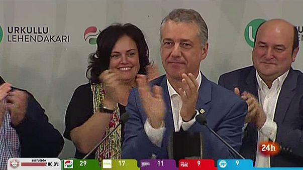 Испания: в Стране басков на выборах лидируют националисты