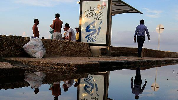 Colombia prepares for signing of historic peace deal