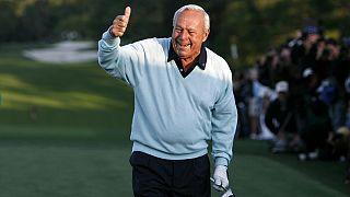 Arnold Palmer : la mort d'une légende du golf