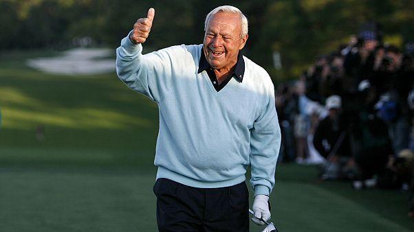 Golfün efsanesi Palmer yaşama veda etti