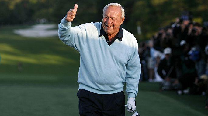 Легендарный гольфист Арнольд Палмер скончался в США