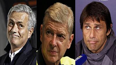 United back to winning ways, Arsenal thrash Chelsea, City still unbeaten