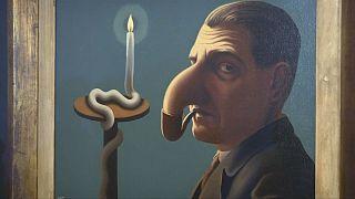 Magritte, la imagen y la palabra