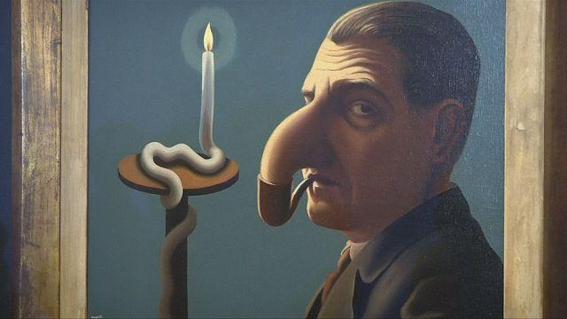 """""""La trahison des images"""" : René Magritte exposé à Paris"""