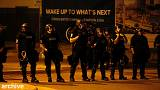 Charlotte/Etats-Unis : levée du couvre-feu après cinq nuits de manifestation