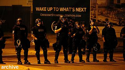 Ausgangssperre in US-Stadt Charlotte wieder aufgehoben