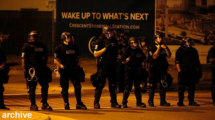 الاحتجاجات ضد التمييز العنصري متواصلة في تشارلوت الامريكية
