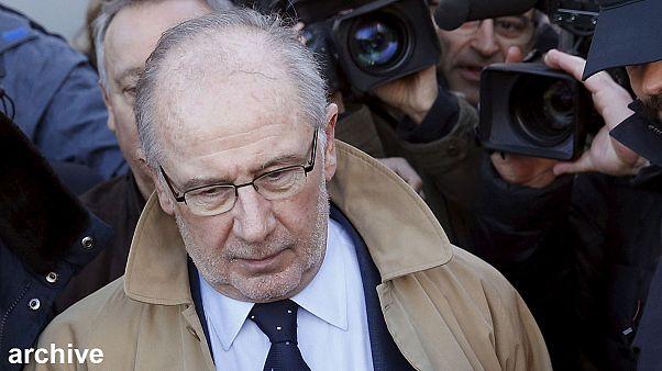 Bíróság előtt a volt IMF-vezér: csalással vádolják a spanyol bankárt
