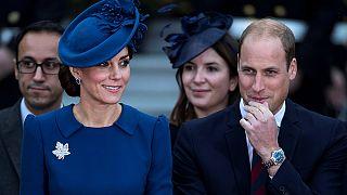Prens William ve eşi Kate Middleton Kanada'yı ziyaret ediyor