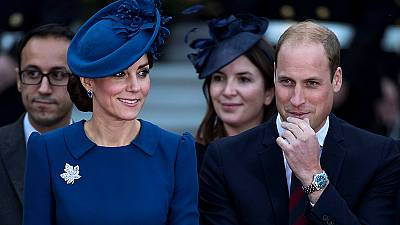 Prince William and Kate Middleton begin Canada visit