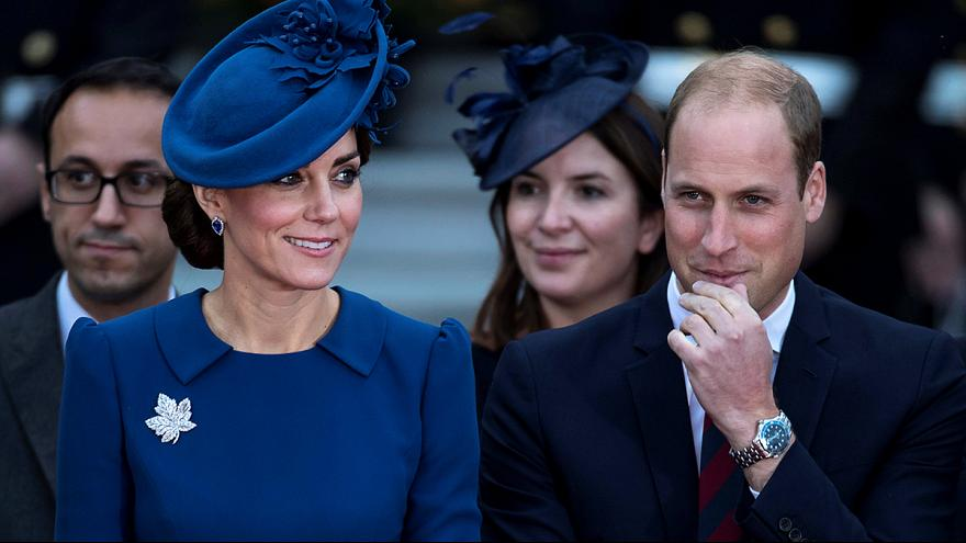 Prens William ve eşi Kate Middleton Kanada'yı ziyaret ediyor