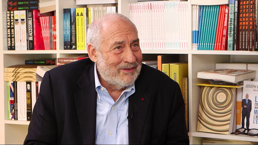 Austerity obsession is pushing EU into crisis warns Stiglitz