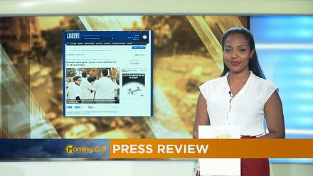 Press Review of September 26, 2016 [The Morning Call]