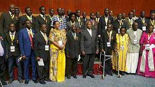 Uganda awards over 1000 present and past MPs with medals