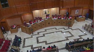 Réactions internationales à la décision de la Cour constitutionnelle au Gabon
