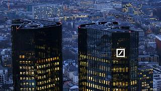 Monday blues as Deutsche Bank and energy sector pull down European stocks