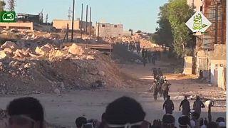 Syrie : la bataille d'Alep