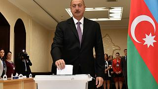 Azerbaijan referendum to extend presidential term underway