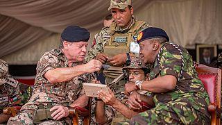 Kenya gets Jordanian assistance in counter-terrorism efforts
