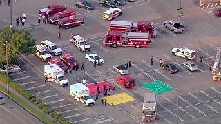 Стрельба в Хьюстоне, есть раненые