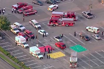 'Troubled lawyer' gunman killed by police after injuring nine in Houston, Texas
