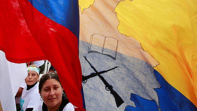 Colômbia: A paz nas mão dos colombianos