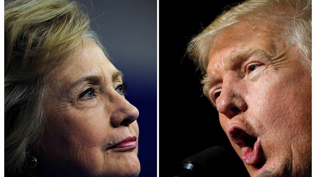 Börsen fürchten Kopf-an-Kopf-Rennen im US-Wahlkampf