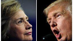 الاسواق المالية الاميركية تفتتح على تراجع وتترقب المناظرة المرتقبة بين كلينتون وترامب