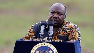Ali Bongo parle de la CAN 2017 au Gabon
