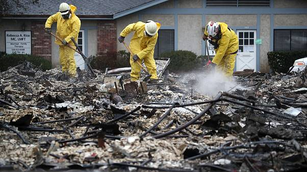 Image: Paradise, California Continues Recovery Efforts From The Devastating