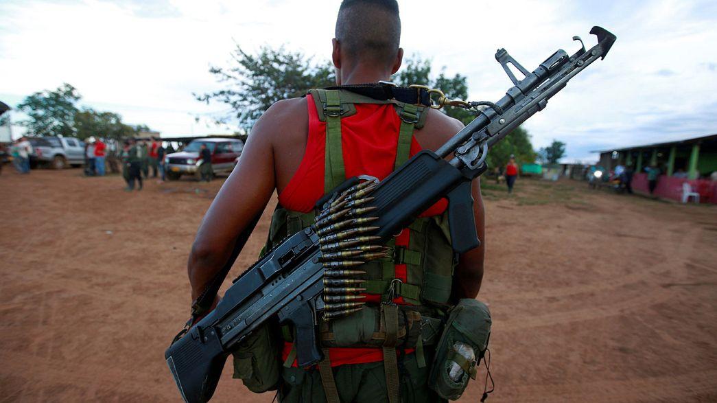 Колумбия: правительство и повстанцы подпишут мирное соглашение