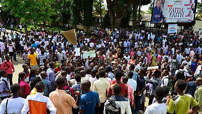 Niger: grève des enseignants des universités