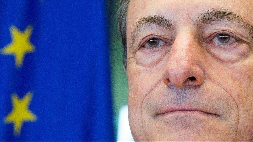 رییس بانک مرکزی اروپا: اقتصاد حوزه پولی یورو مقاوم است