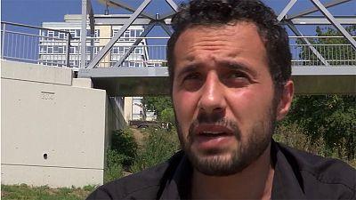 A vida de um refugiado de Aleppo em Saarbrücken