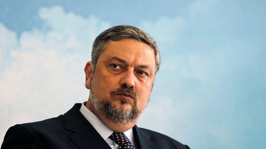 Brasilien: Ex-Finanzminister Antonio Palocci verhaftet