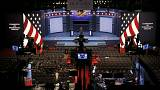 Clinton v Trump: stage is set on Long Island for first TV debate