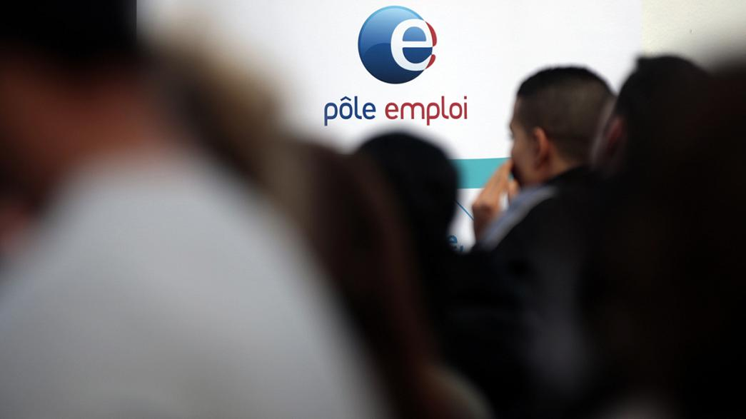 França: Forte aumento do desemprego em agosto